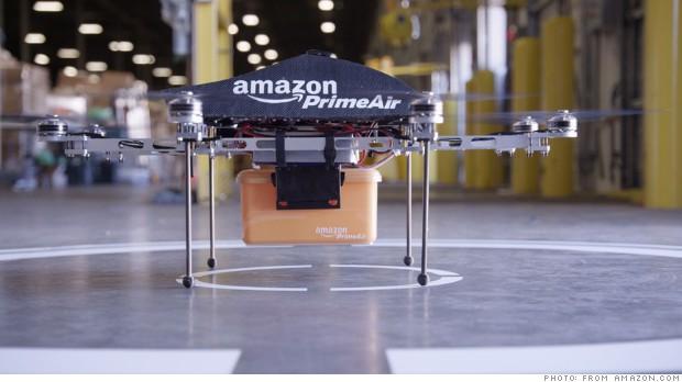Drone de Amazon