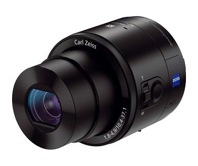 Cámara Sony Cyber-Shot QX 100