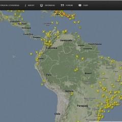 Información de vuelos.