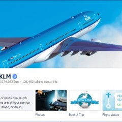 Aerolíneas de Turquía entre las más populares en Facebook