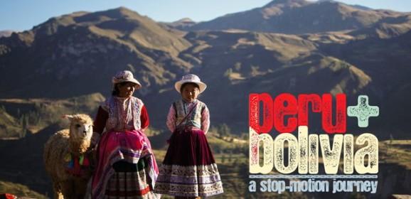 De paseo por Perú y Bolivia.