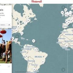 Pinterest anuncia oficialmente su incursión en los viajes