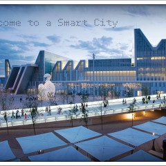 Welcome to a Smart City!