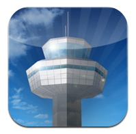 Escucha las torres de control de los aeropuertos.