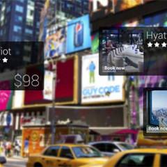 Reserva Hoteles con Google Glass