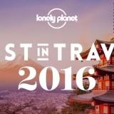 Mejores lugares para viajar en 2016